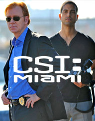 Music for CSI Miami